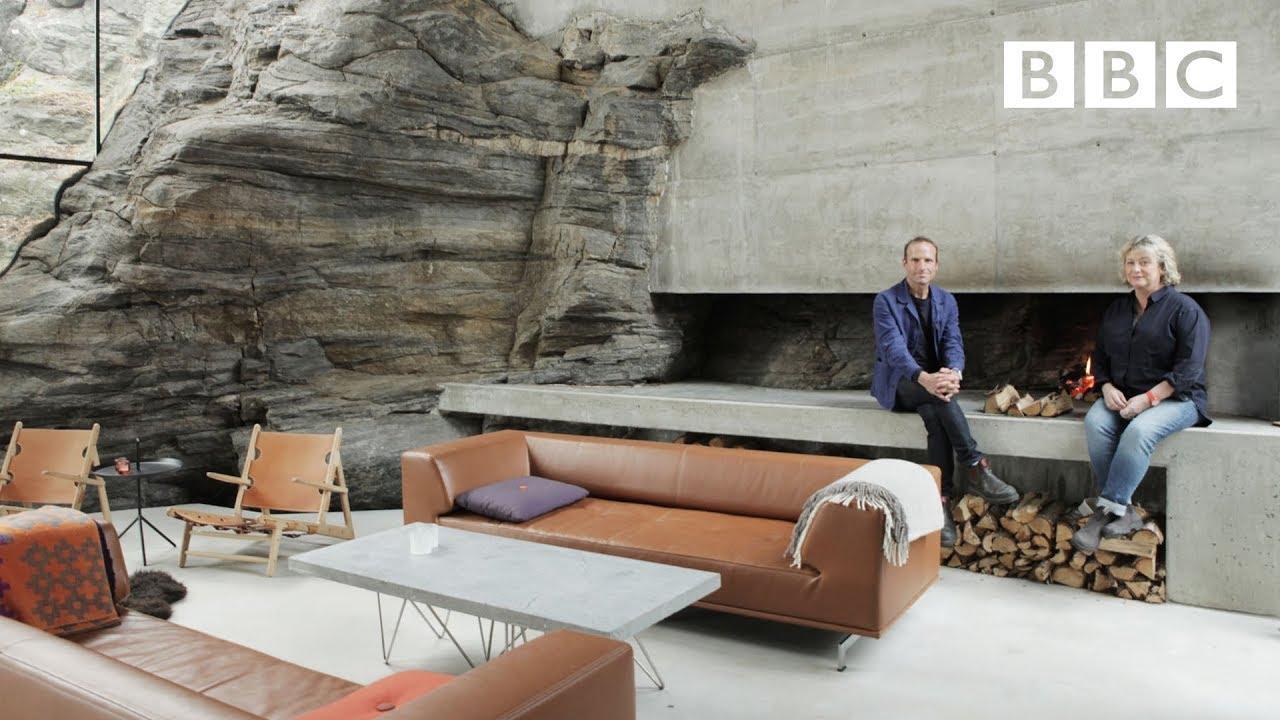 На раб на карпа: Како изгледа највпечатливата норвешка летна куќа?