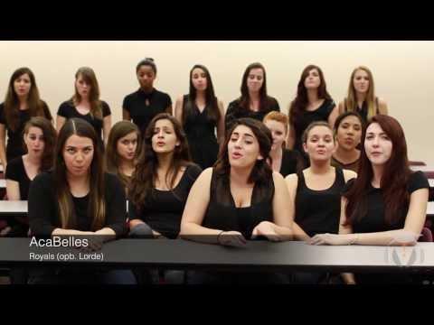 Florida State University AcaBelles - Royals (opb. Lorde)