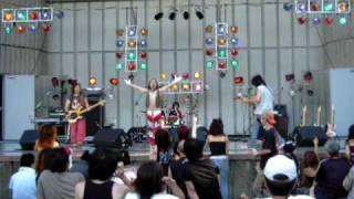VON HALEN 2009.7.26 野音