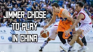 Jimmer CHOSE To Play In China