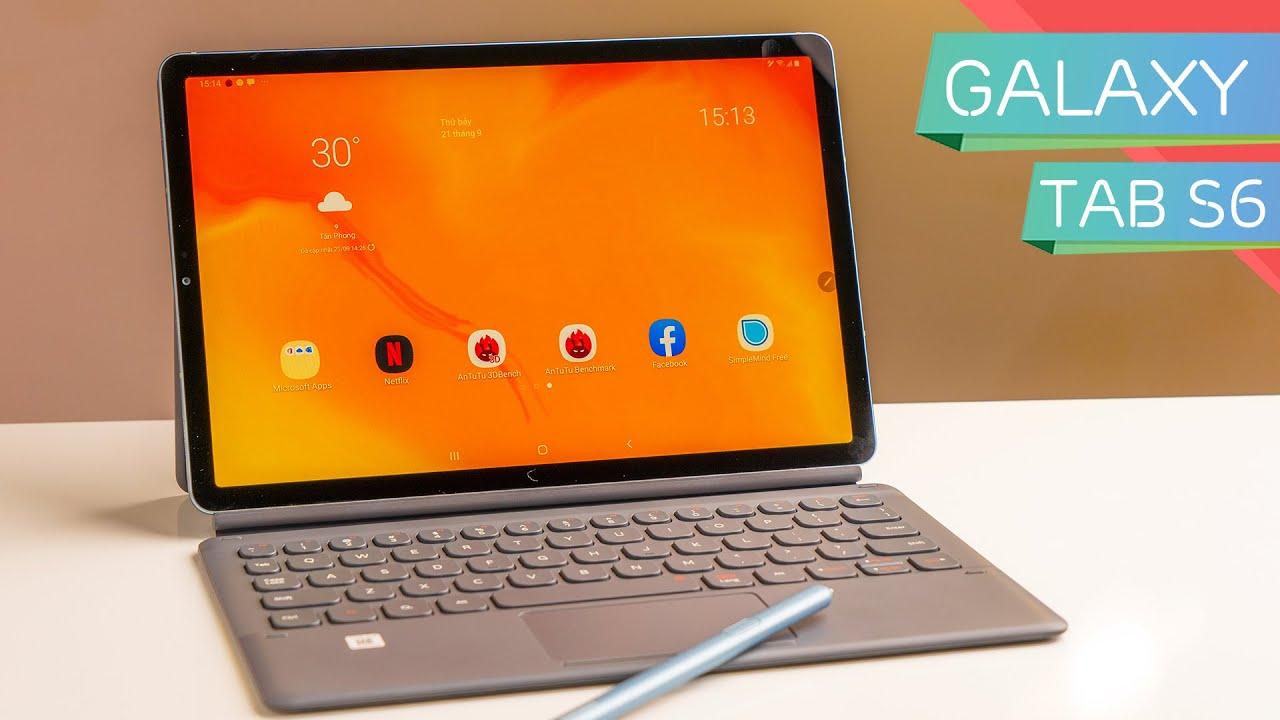 Đánh Giá Samsung Galaxy Tab S6 sau 1 Tuần Sử Dụng!