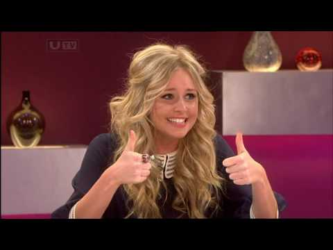 Diana Vickers - Interview - Loose Women - 2010-04-21