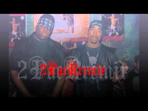 (2015)  2Pac - Bitches Ain't Shit.   ft Notorious B.I.G.    (Remix)