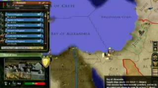Europa Universalis III in nomine - Italy into Africa.wmv
