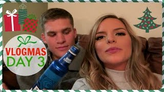 Games, Friends, & Beer | VLOGMAS DAY 3 | Casey Holmes