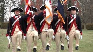 21 Seconds of Honor - Continental Color Guard