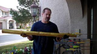 How To Build An Osage Bow: Build Along From A Stave, #1