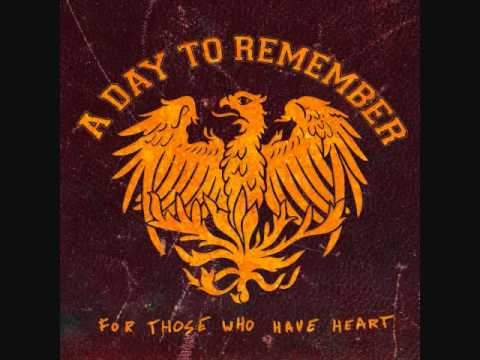 A Day To Remember - The Danger In Starting A Fire [SLOW'D&DROP'D]