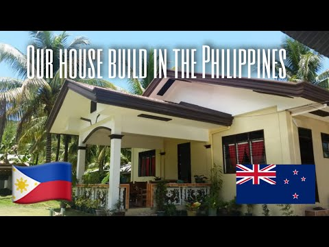 Building our new House in the Philippines