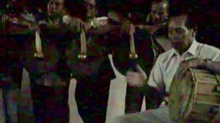 Music of the Bidayuh People: gongs