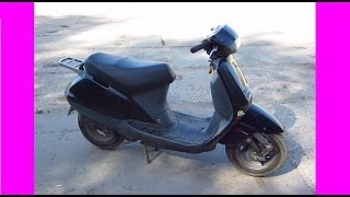 Обзор скутера Honda Lead 50