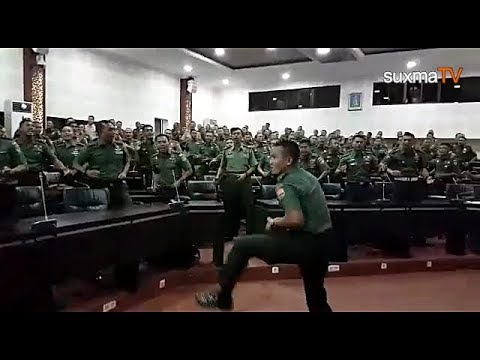 THIS WOW IS THE RARE VIDEO OF YEL YEL UNIQUE OF THE TNI