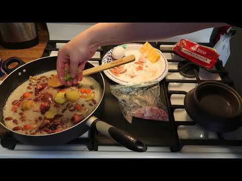 Homemade dog food recipe for my dog, Jack! Recipe #1 Organ meat, veggies, fish, & rice