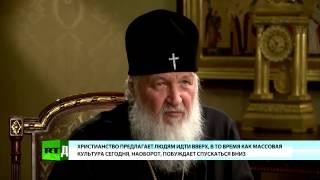 Патриарх Кирилл назвал Христа неудачником