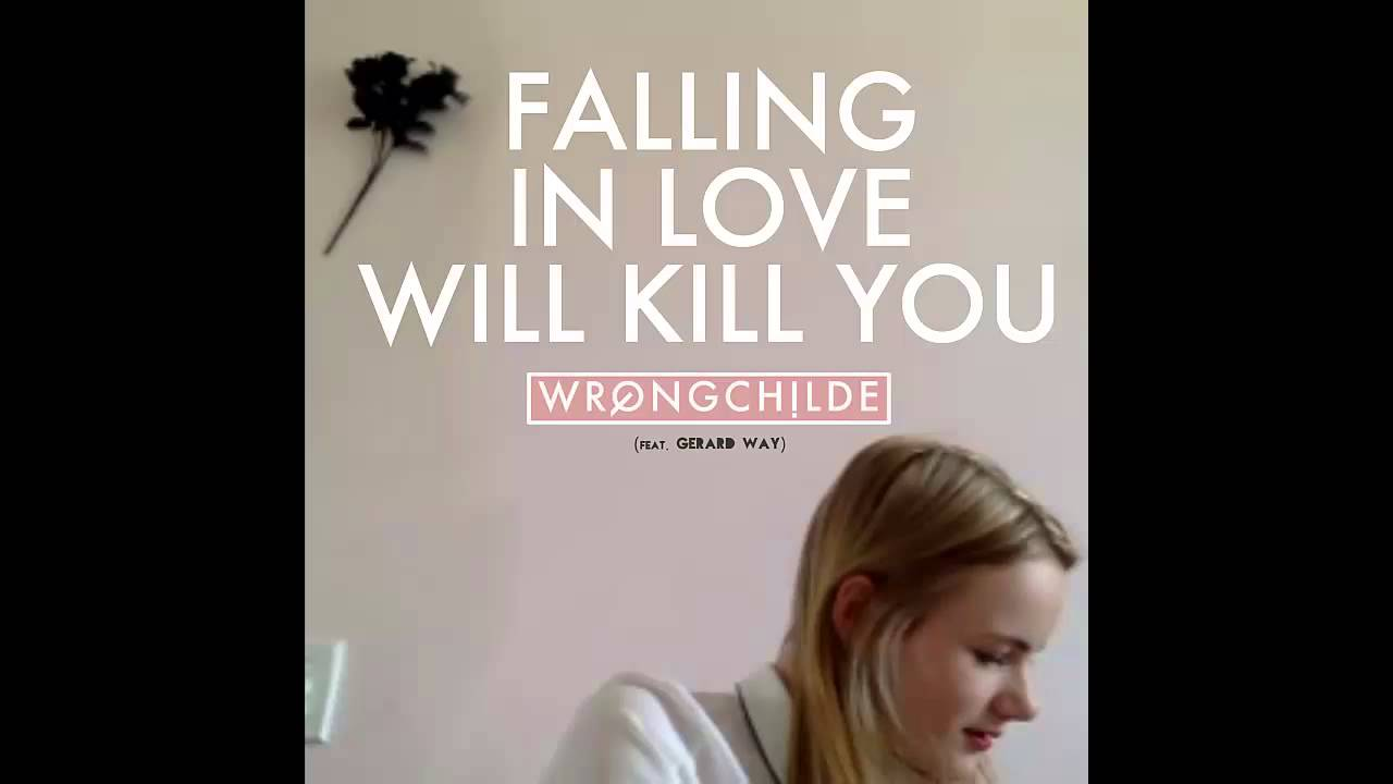wrongchilde falling in love will kill you feat gerard way youtube