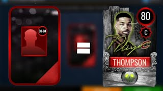OPENING TRADE-UP SETS FOR RARE CARDS IN NBA LIVE MOBILE 20!!!