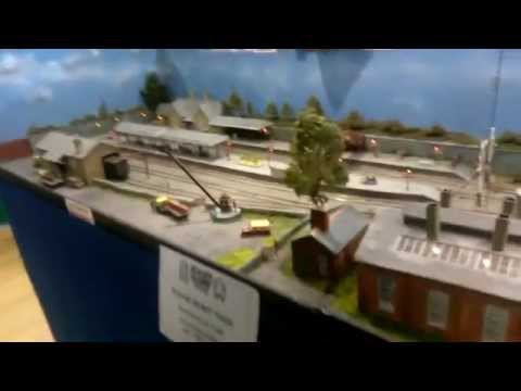 Model Railway Exhibition @ Alsager Civic Centre (Cheshire)