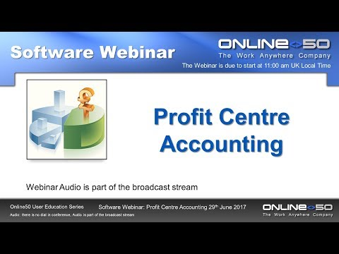 Profit Centre Accounting 29th June 2017
