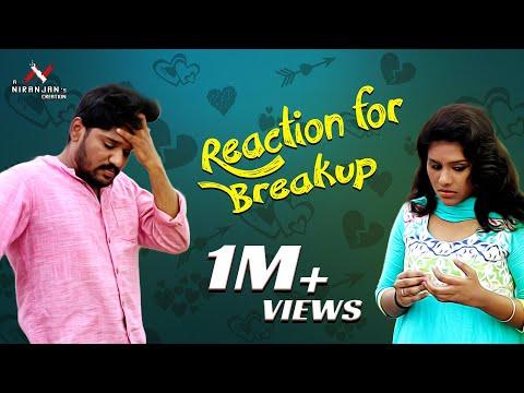 reaction for breakup | Relationship | finally