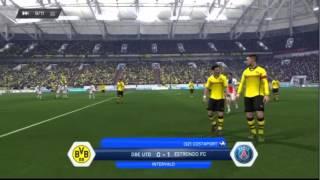 DBE United vs Estrondo FC  2nd Game