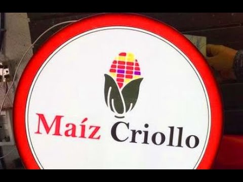 MAÍZ CRIOLLO HERENCIA 811 PUEBLA CAPITAL MÉXICO