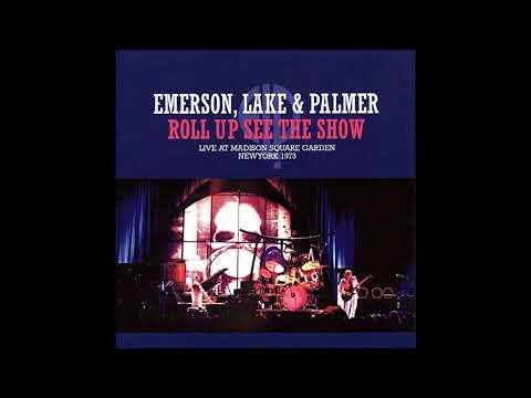 Emerson Lake & Palmer (ELP) Live at MSG New York, USA 12/18/1973