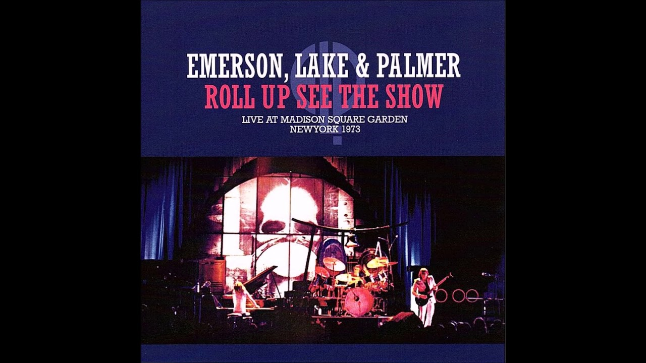 Image result for emerson lake and palmer december 18 1973