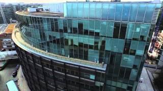 Drone Footage: Paddington Basin and Merchant Square