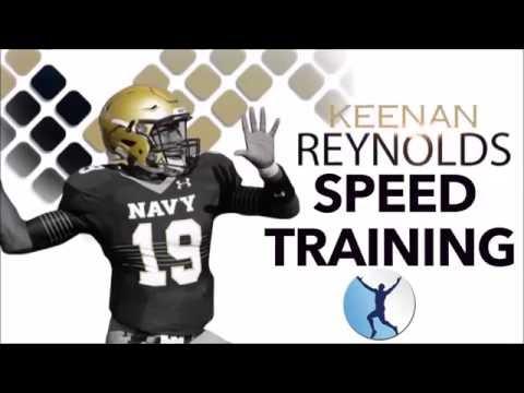Keenan Reynolds Speed Training | Coach Kav