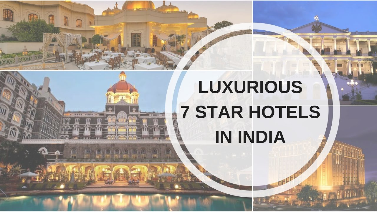 Top 8 most expensive luxurious 7 star hotels in india for Top five star hotels in dubai