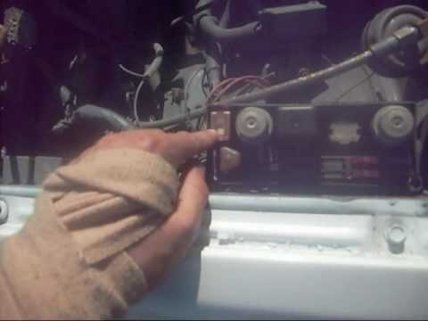 How To Fix AE86 Headlight retractors - YouTube