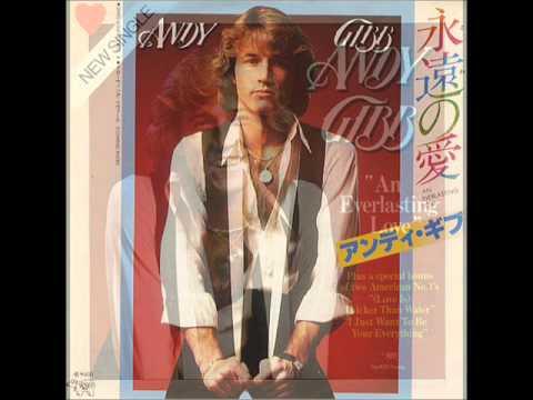 Andy Gibb - An Everlasting Love (Chris' Everlasting Disco Mix)