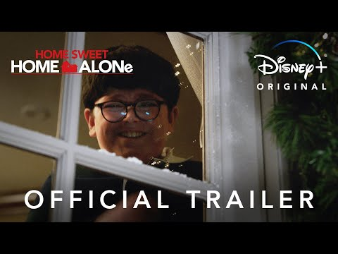 Home Sweet Home Alone   Official Trailer   Disney+ Singapore