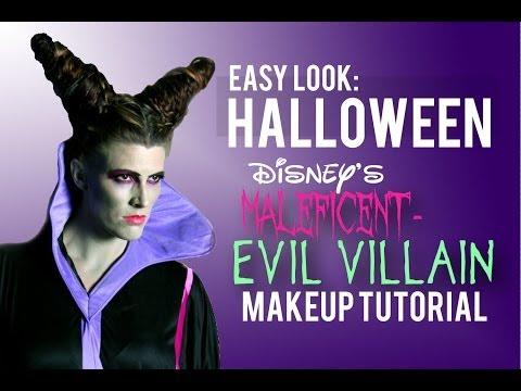 Halloween Makeup: Disney's Maleficent   Makeup Geek thumbnail