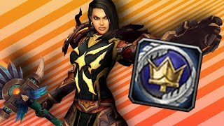Paladin OBLITERATES Everyone In 1v4 (5v5 1v1 Duels) -  Rogue PvP WoW: Battle For Azeroth 8.1