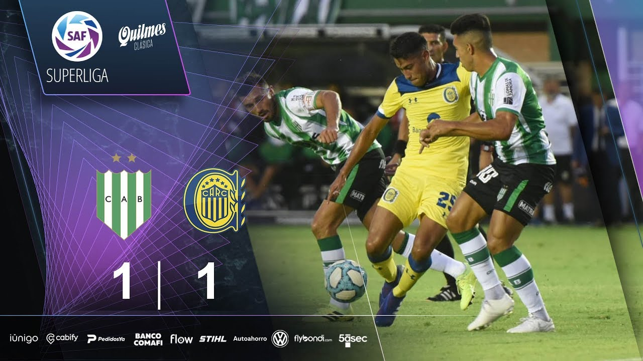 Watch banfield vs rosario central live & check their rivalry & record. Boca Juniors Join River At Summit Maradona Frustration At Gimnasia Draw Late Drama In Banfield Two Stalemates Video Golazo Argentino