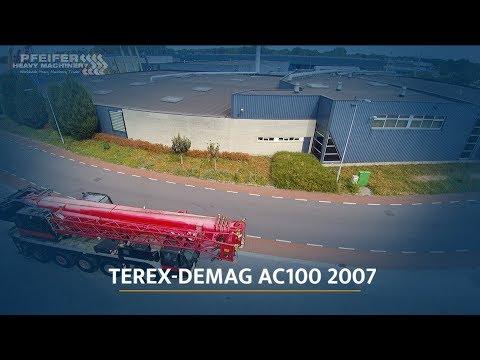 Terex-Demag AC100 2007