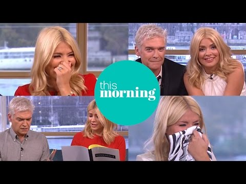 Holly's Funniest Moments and Cheekiest Innuendos | This Morning