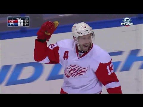Pavel Datsyuk Career Highlights: Part 3 - Regular Season (14-16)