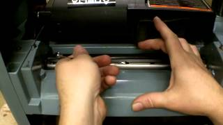 Part 9 Of 9- Delta 22-540 Planer Disassembly, Assembly And Adjustments