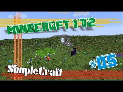 Minecraft 1.7.2 com mods EP05: Tinker's Contruct e Nether