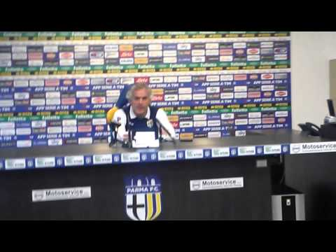 Roberto Donadoni. conferenza stampa del 13.12.2014