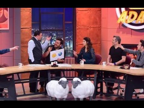 Mahmut Tuncer'in Emojilerle İmtihanı! | 3 Adam