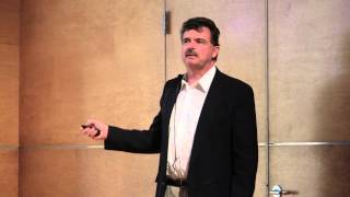 Finding computing in everyday objects: Dr. Paul Fishwick at TEDxUTD
