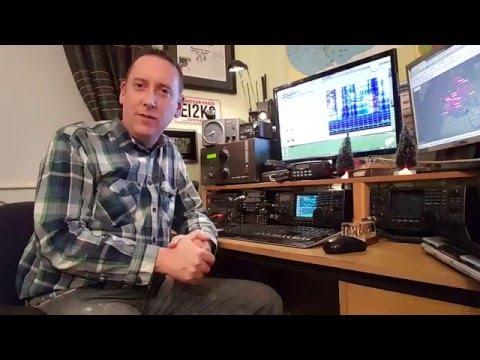 EI2KC explains JT65 while making a QSO