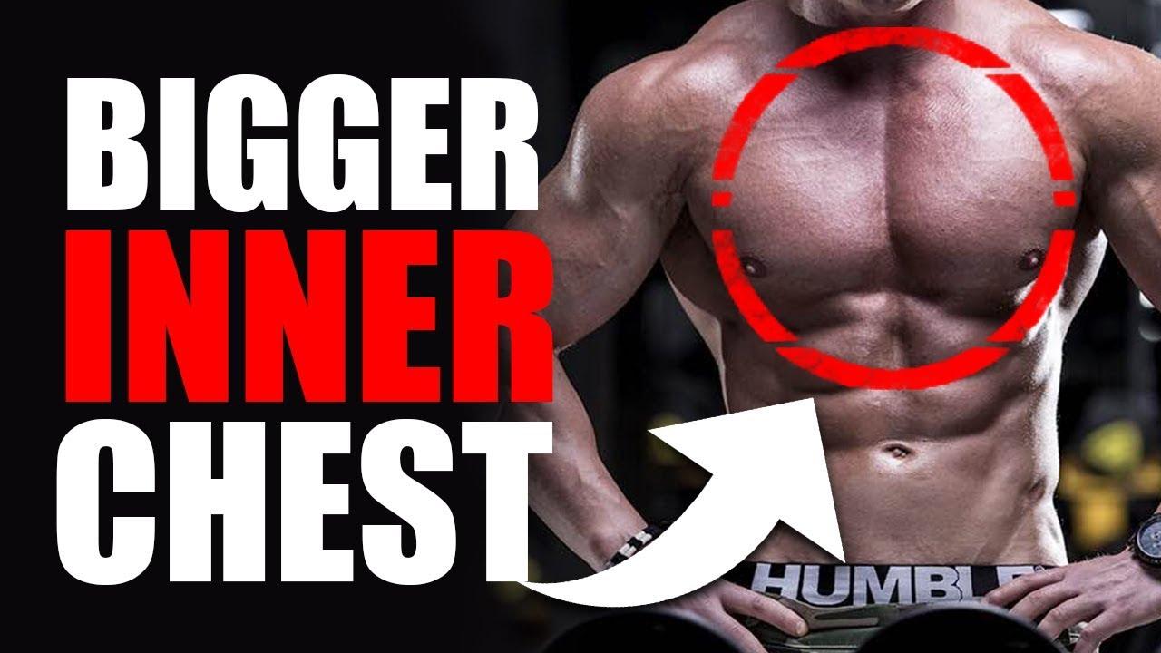 3 BEST EXERCISES FOR THE INNER CHEST