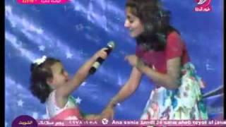 ديمه بشار و جنى مقداد - فتحي يا ورده YouTube  mohagiralhop