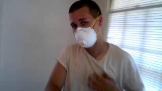 Asbestos tile removal