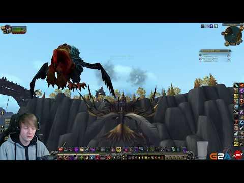 ZOSTAWIŁEM MÓJ SAMOCHÓD - World of Warcraft: Legion