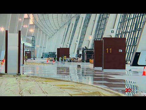 Melihat Kemegahan Terminal 3 Ultimate Bandara Soekarno Hatta